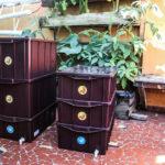 Paulistanos já podem solicitar composteira para transformar lixo orgânico em adubo
